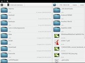 Solid Explorer File Manager spravuje soubory ve vašem přenosném zařízení i v cloudu.