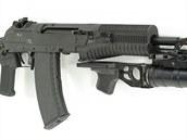 "Automatická puška AN-94 ""Abakan"""