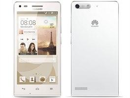 Tenký a stylový Huawei G6 za 4 790 Kč