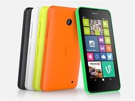 Lumia 630 s akcí cashback 600 Kč a atraktivní soutěží o Fiat Punto za 3 599 Kč