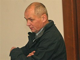 �imon Kramar��k u Krajsk�ho soudu v Ostrav� (19. 12. 2014).