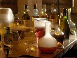 Zámek Mcely si na 31. prosince připravil Rudolfovu alchymistickou noc plnou zázračných elixírů