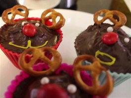 Sobí cupcakes podle Teri Blitzen