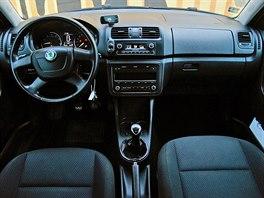 Škoda Fabia druhé generace