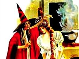 Plakát k Popelce s Mary Pickfordovou (1914)