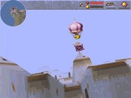 Stavba a vylepšování hradů do hry přidalo strategický element.