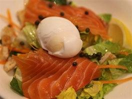 Francouzské štědrovečerní večeři se říká reveillon a její součástí musí být podle Marcela také čerstvé ústřice a kvalitní losos.