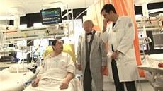 Kombinovaná transplantace srdce a plic