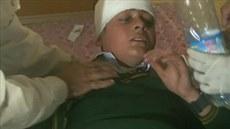 Taliban p�epadl pákistánskou �kolu. P�es sto d�tí zem�elo, dal�í jsou zran�né....