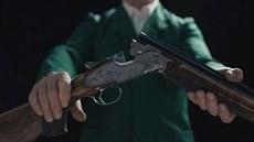 Brokovnice zna�ky Beretta jsou malým um�leckým dílem.