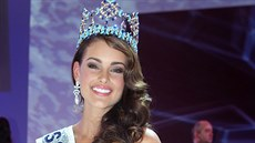 Miss World 2014 Rolene Straussov� (Lond�n, 14. prosince 2014)