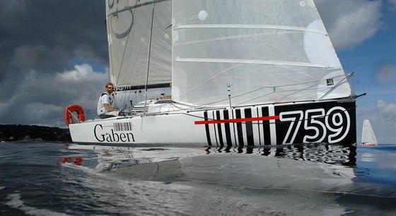 S Gabenem na jachtařský vrchol