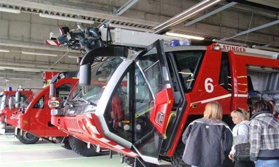 Zkušení hasiči vám vysvětlí svou práci