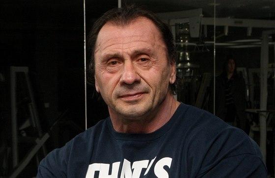 Dvojnásobný mistr světa, vítěz v Grand Prix a osminásobný účastník Mr. Olympia Pavol Jablonický