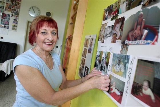 Emílie Vallová z Tišnova se stala Živnostnicí roku.