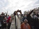 Požehnání papeže si ve Vatikánu vyslechly desetitisíce věřících (25. prosince)