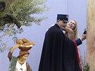 """Hnutí Femen celou akci odůvodnilo tím, že měla protestovat proti """"zastaralému postoji Vatikánu k právům žen na jejich tělo a reprodukční fukce (26. prosince)"""