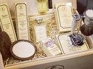 V obchod� Gentleport nab�z�ej� tak� britskou kosmetiku na mokr� holen�