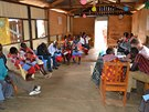 Někteří afričtí pacienti ušli kvůli návštěvě českých lékařů desítky kilometrů.