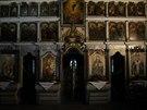 Kostelík v Nové Pace je pod patronátem řeckokatolické církve.