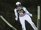 Romanu Koudelkovi vyšel závod SP v Engelbergu. Skončil na druhém místě, prvenství mu uniklo jen těsně.