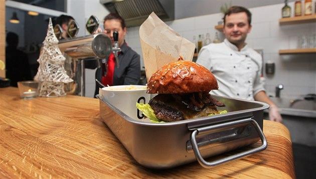 V Jablonci nad Nisou nedávno vyrostly dv� restaurace zam��ené na hamburgery � i...