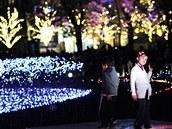 Japonsko, Tokyo: 2:00, 25. prosince