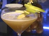 Zimní drink na osv�ení a zah�átí sou�asn�.