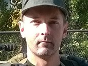 Rusk� bojovn�k v Don�cku a bloger Pavel Rasta