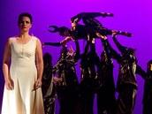 Ve sv�tové premié�e uvedlo liberecké divadlo F. X. �aldy baletní operu Legenda...