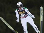 Romanu Koudelkovi vy�el závod SP v Engelbergu. Skon�il na druhém míst�,...