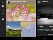 Nejnovější aktualizace aplikace Flickr se soustředí na vylepšení rozhraní pro tablety.