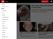 Aplikace od CNN vám nabídne zpravodajství z celého světa.