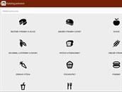 Aplikace Kalorické tabulky vám pomůže s dodržováním stravovacího režimu.
