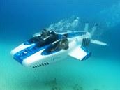 Ponorka DeepFlight Merlin