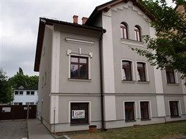 Rekonstruovaná vila fy GABEN