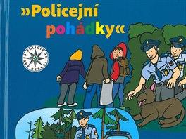 Policejní pohádky ilustrovala Šárka Nogová. (22. prosince 2014)