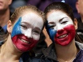 Své fanynky mají v Torontu při mistrovství světa juniorů i čeští hokejisté.