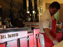 Slavn� bar v Havan� Bodeguita del Medio, kam chodil Hemingway na mojito, je na Silvestra nabit� k prasknut�. A stejn� tak slavn� Floridita, kterou proslavilo legend�rn� daiquiri.