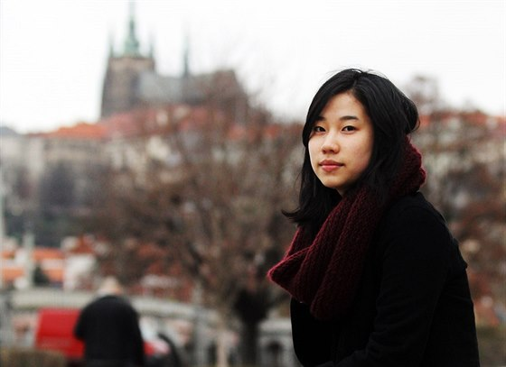 Hamy Nguyenová se před dvaceti lety narodila v Praze vietnamským rodičům.