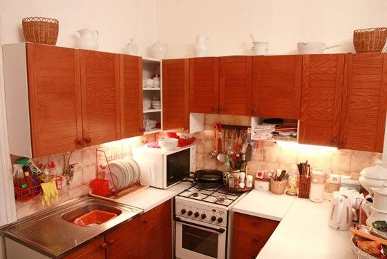 I po 25 letech vypadá kuchyň jako nová.