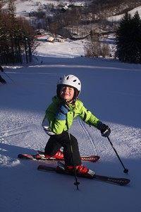 Nejdelší sjezdovka v Beskydech? Ski Areál Řeka nabízí ještě mnohem víc