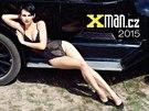 Kalendář na rok 2015 představuje dívky, které prošly na Xman.cz na fotografiích Roberta Novotného fotosety jako iGirl 2014.