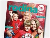 Nové vydání pátečního magazínu Rodina Dnes