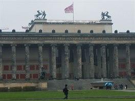 Altes Museum ukrývá velké množství stálých expozic, které stojí na návštěvu.