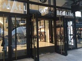 Berlín nabízí nepřeberné množství obchodů. Před pár týdny tu byl otevřen další obrovský obchodní dům Mall of Berlin.