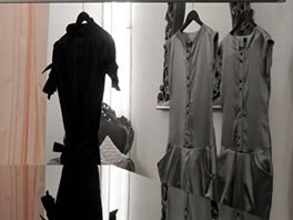 Adddress Store na Weinmeisterstrasse je tou pravou adresou pro nákup originálního oblečení v neutrálních barvách a rafinovaných střizích.